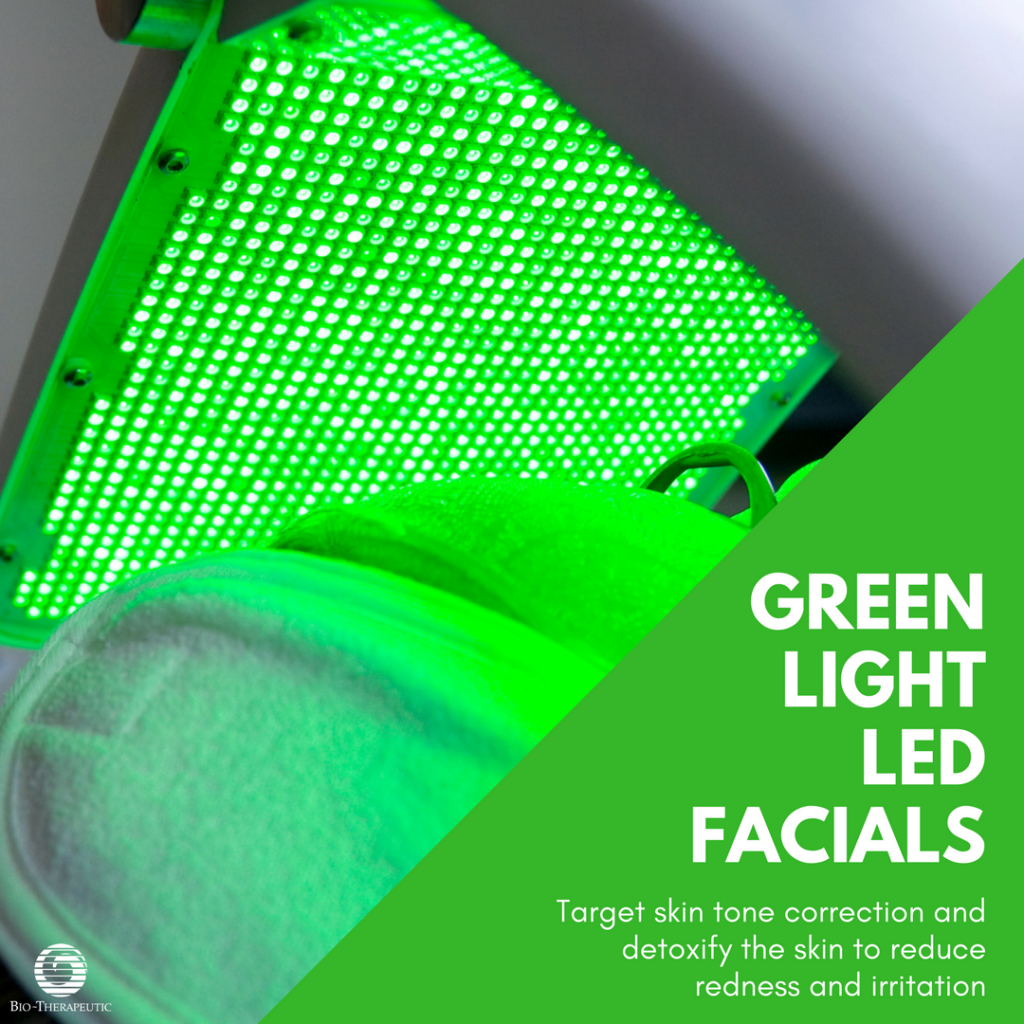 green led light