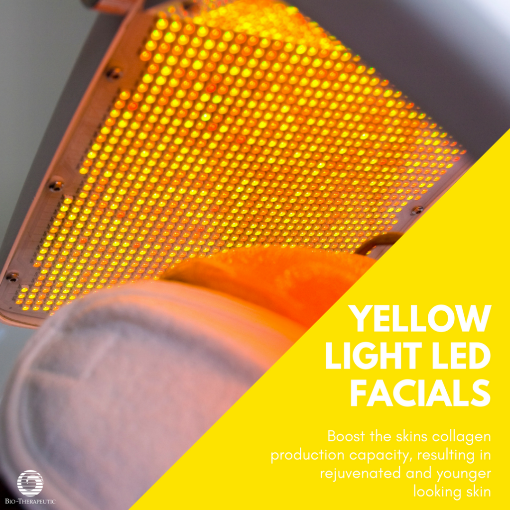 yellow led light