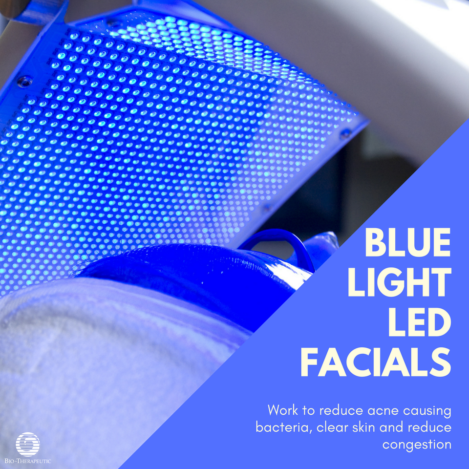 blue light led