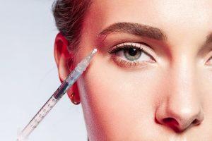 brow flare anti-wrinkle